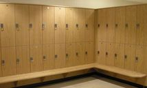 Digilock Wooden Lockers